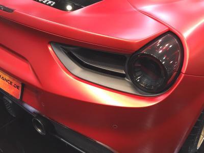 Capristo Ferrari 488 Carbon Parts & Exhaust NOW AVAILABLE!