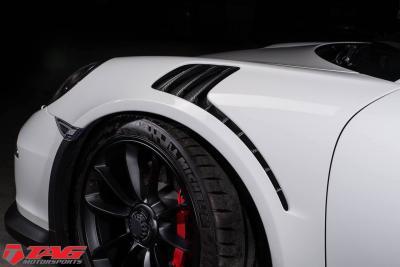 Techart GT3RS Carbon Aero Parts - AVAILABLE NOW!