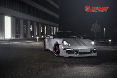 Techart Enhances the Porsche 911 GTS