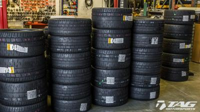 Pirelli Trofeo Tires IN STOCK and Ready to Ship!