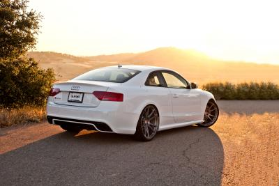 2013 Audi RS5 - AWE // HRE Video