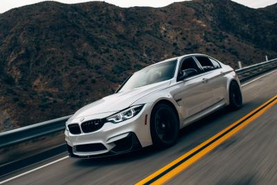 ST XTA Coil-overs now available exclusively for the F8x BMW M3 and M4
