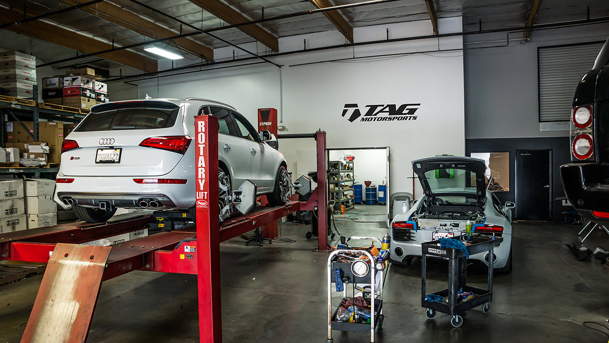TAG Motorsports - NEW Shop Life Threads!