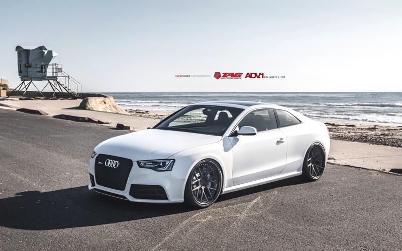 2013 Audi RS5 on 21 ADV7SL Track Spec