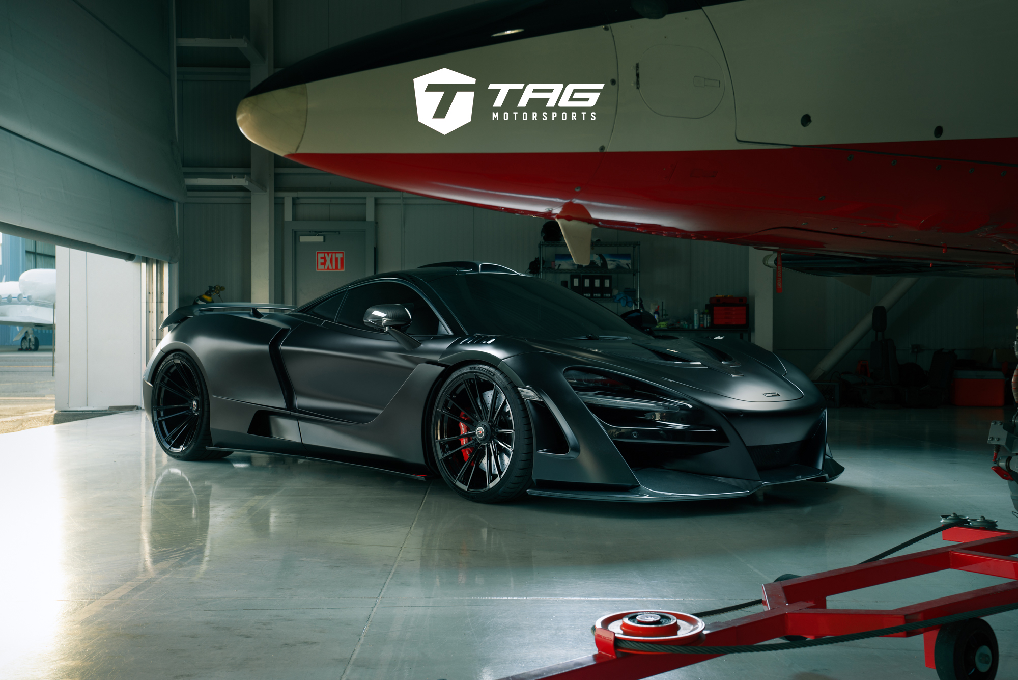 TAG Motorsports // 720S N-Largo Release
