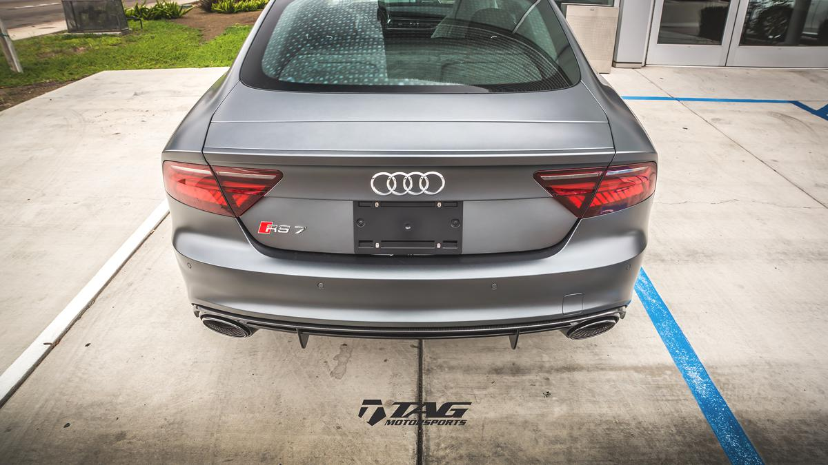 Project 2016 Audi RS7 starts Now!