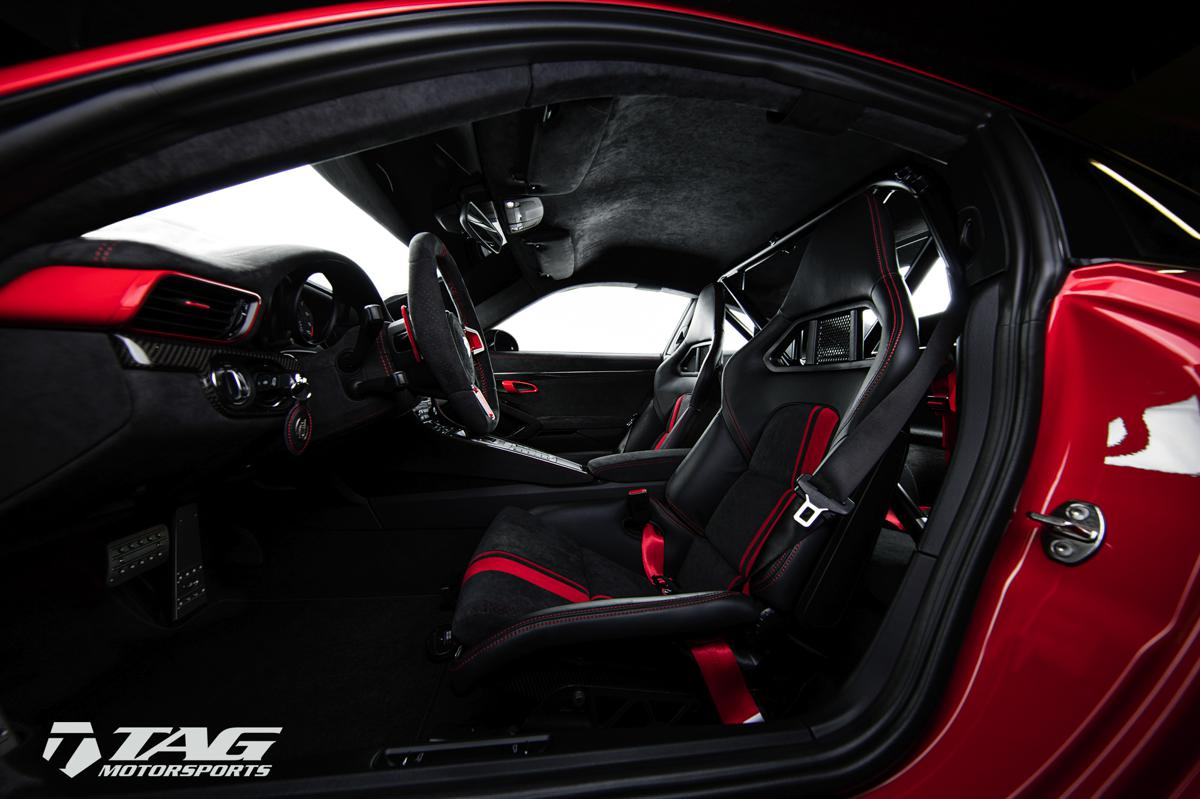 TECHART for the 991.2 GT3 is HERE!!