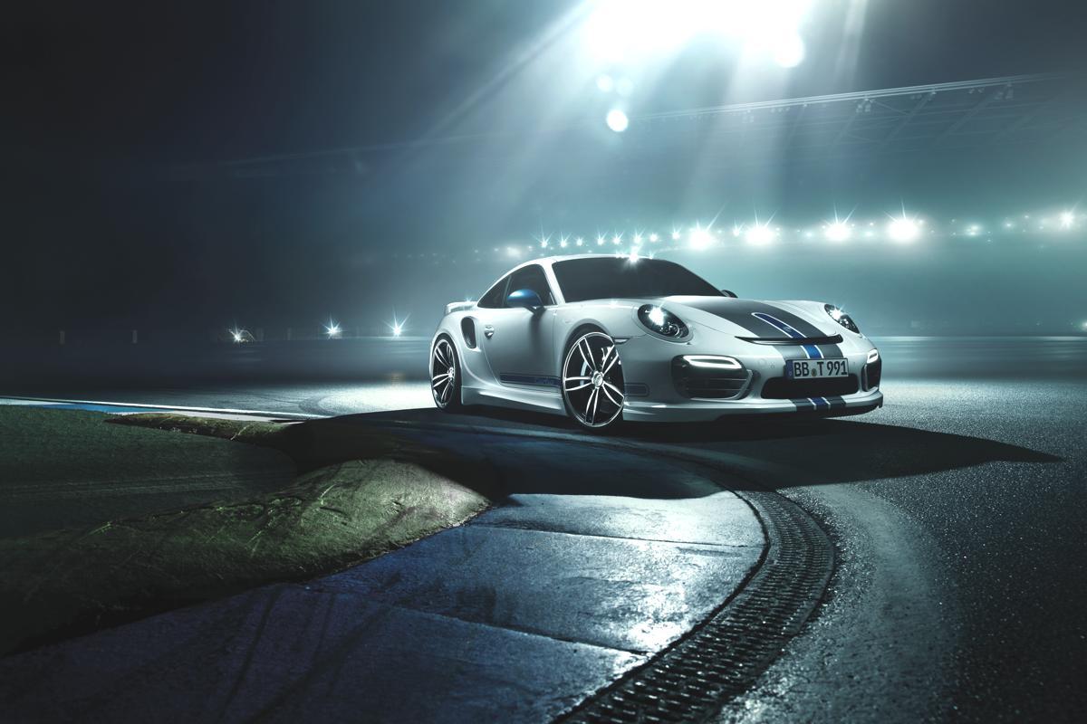 TECHART for Porsche 991 Turbo Models