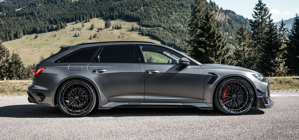 ABT HR22 WHEEL NOW AVAILABLE IN GLOSS BLACK
