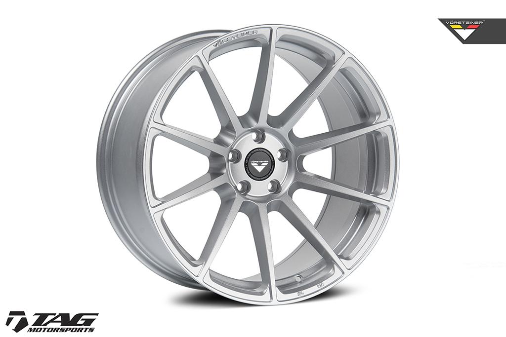 Vorsteiner VFF 102 M3/M4 Wheel & Tire Package SPRING SPECIAL // TAG Motorsports